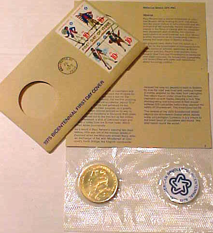 The Working Man's Rare Coins For Sale - Bicentennial Medals